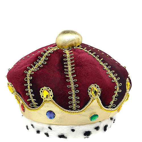 Burgundy Crown Image #1