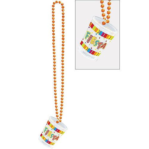 Bright Fiesta Shot Glass Necklace Image #1