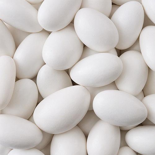 White Jordan Almonds Image #2