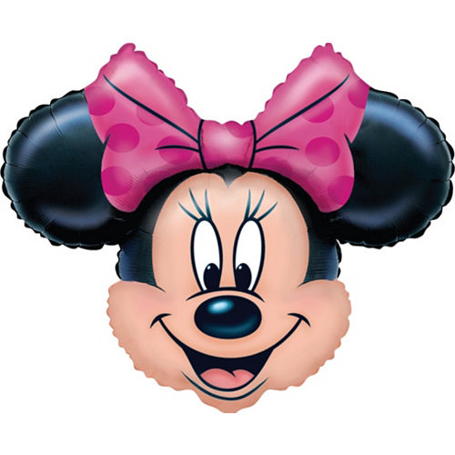 Minnie Mouse Balloon, 28in Image #1