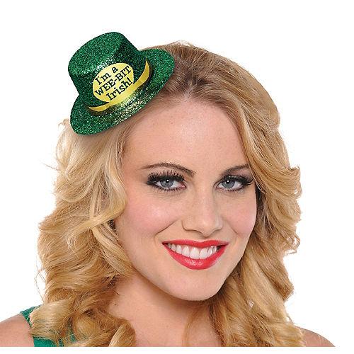 Wee Bit Irish Mini Top Hat Image #1