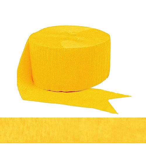 Sunshine Yellow Streamer Image #1