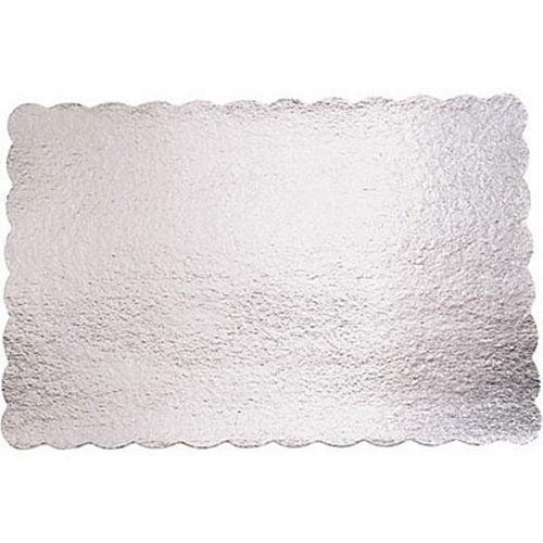 Silver 14in x 21in Cake Board Image #1