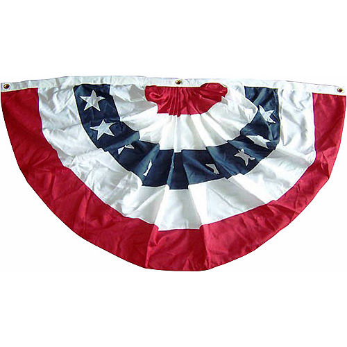 Giant Patriotic Bunting Image #1