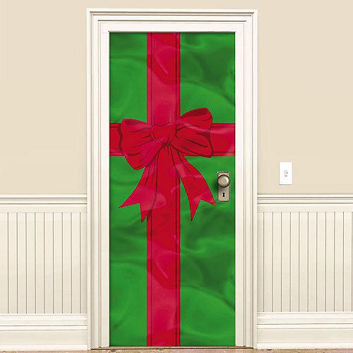 Christmas Gift Door Decoration Image #1