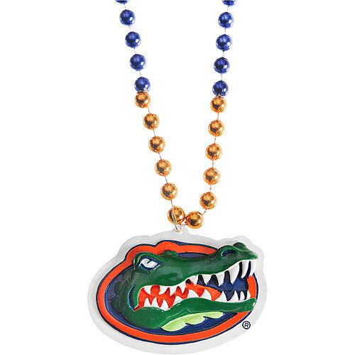 Florida Gators Pendant Bead Necklace Image #1