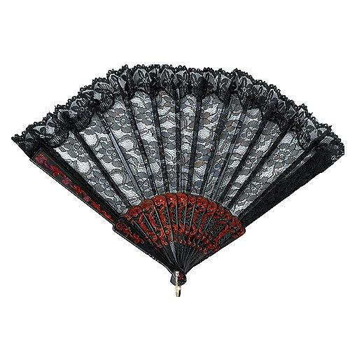 Lace Spanish Fan Image #1