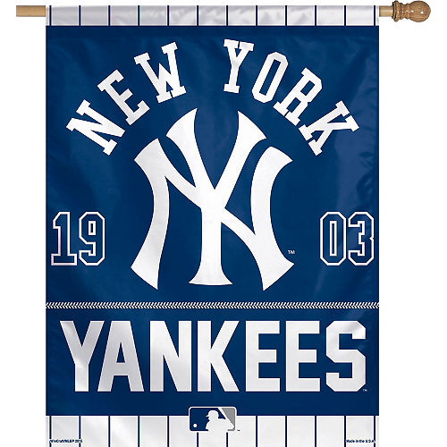 New York Yankees Banner Flag Image #1