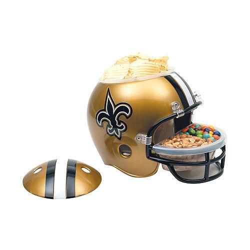 New Orleans Saints Snack Helmet Image #1