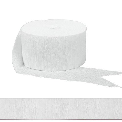 White Streamer Image #1