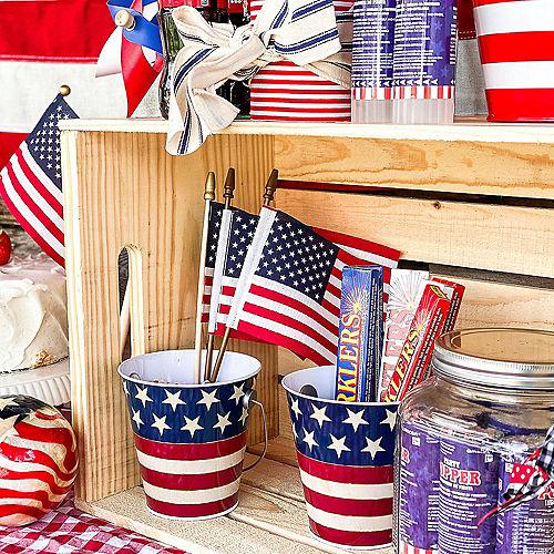 Small American Flag Image #2