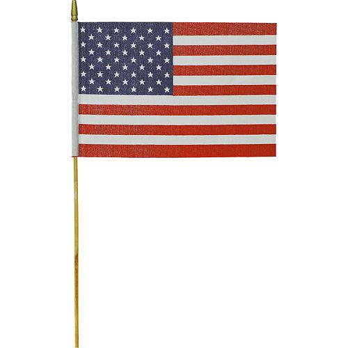 Large American Flag Image #1