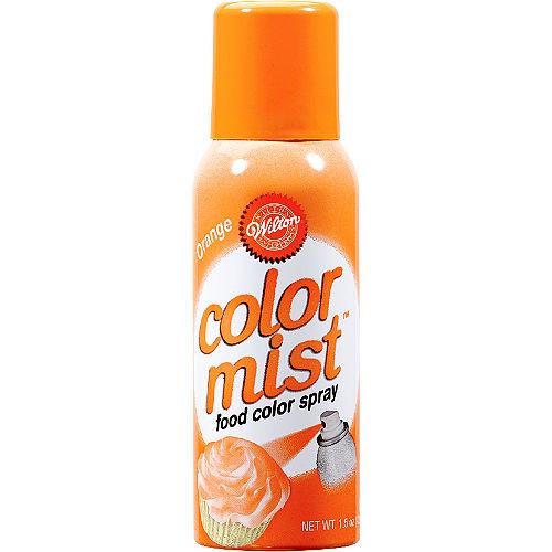 Wilton Orange Color Mist Image #1