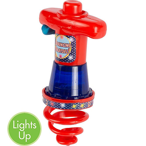 Light-Up Bouncing Dreidel Image #1