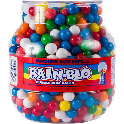 Rain-blo Gumball Refills 53oz Image #1