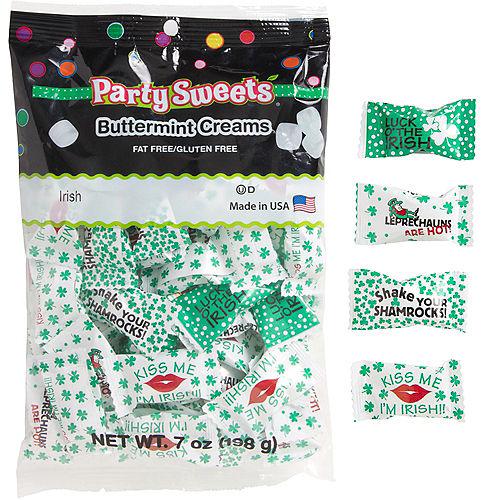 St Patrick's Day Pillow Mints 50ct Image #1