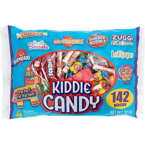 Kiddie Candy Mix, 142pc Image #1