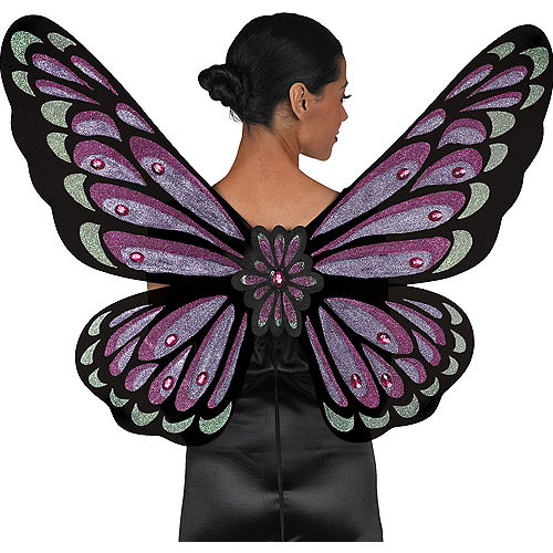 Gothic Jewel Butterfly Wings Image #1