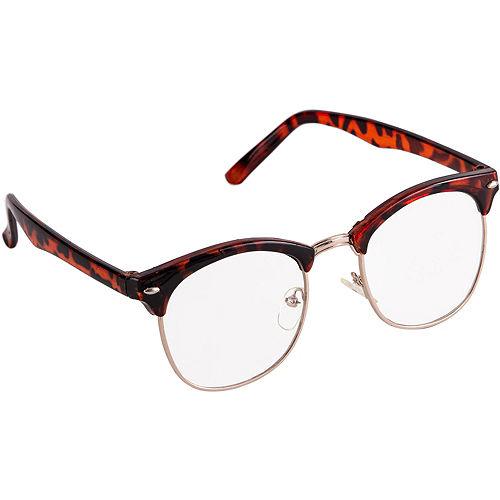 Tortoise Shell Mr. 50 Eyeglasses Image #2