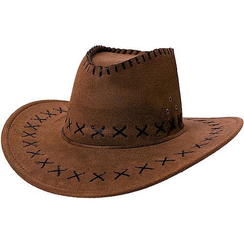 Suede Cowboy Hat Image #1
