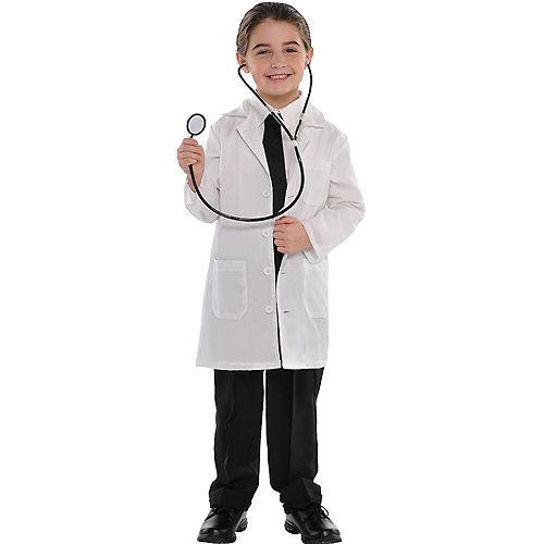 Child Doctor Lab Coat Image #3