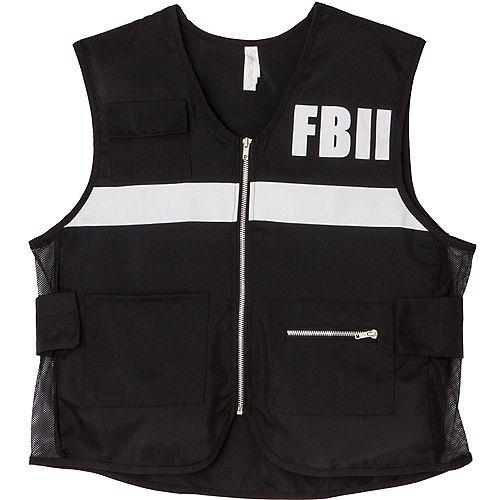FBII Forensic Vest Image #2