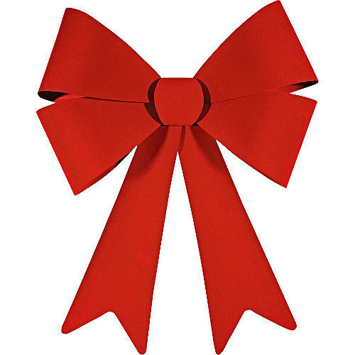 Red Outdoor Bow Image #1