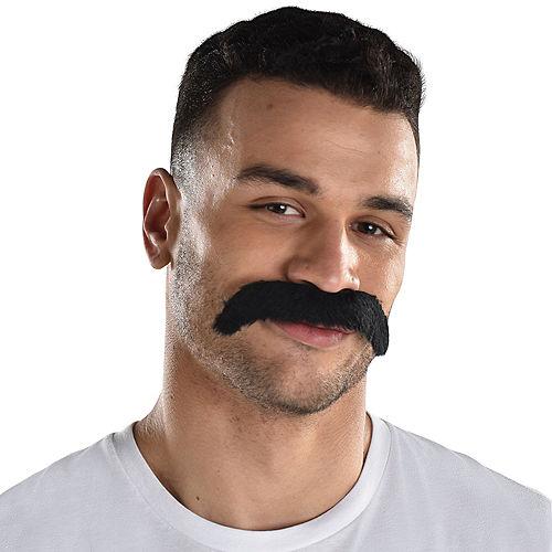Black Moustache Image #1