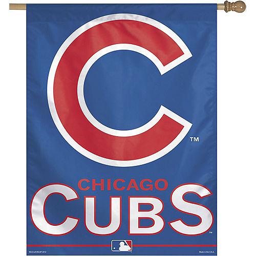 Chicago Cubs Banner Flag Image #1