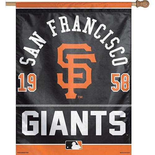 San Francisco Giants Banner Flag Image #1