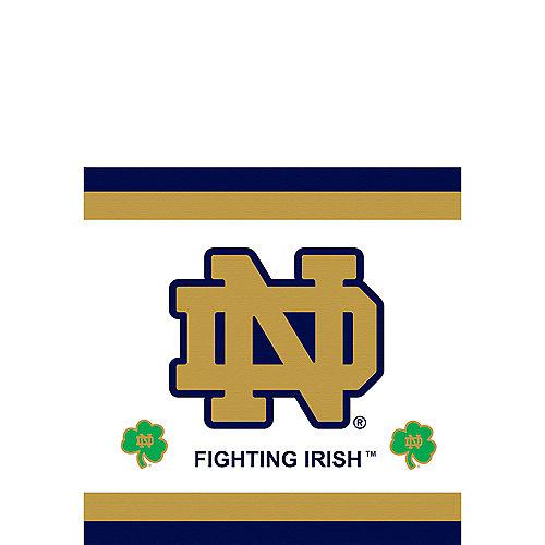 Notre Dame Fighting Irish Beverage Napkins 16ct Image #1