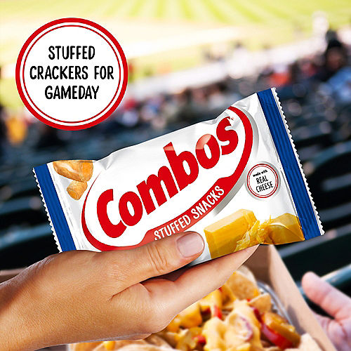 Combos Stuffed Baked Cracker Snacks, 1.7oz - Cheddar Cheese Image #5