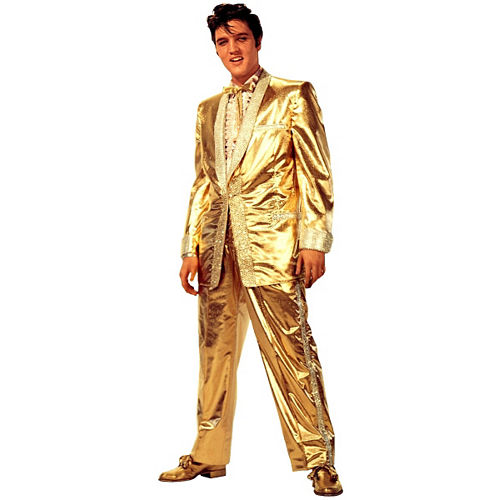 Elvis Presley Life-Size Cardboard Cutout Image #1