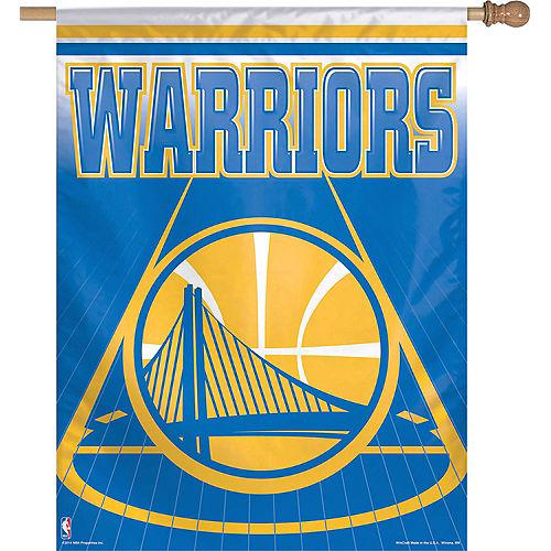 Golden State Warriors Banner Flag Image #1