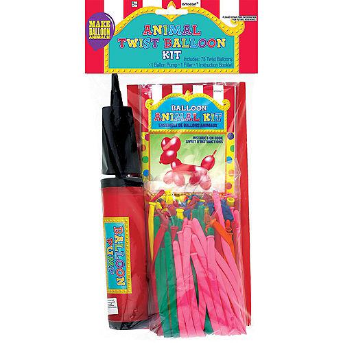Twist Balloon Kit with Air Pump Image #1