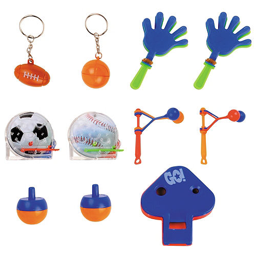 Play Ball Party Favors 48ct Image #1