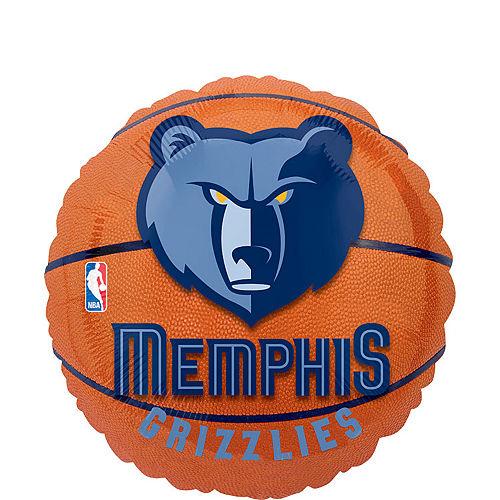 Memphis Grizzlies Balloon - Basketball Image #1
