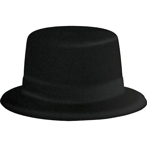 Black Top Hat Image #1