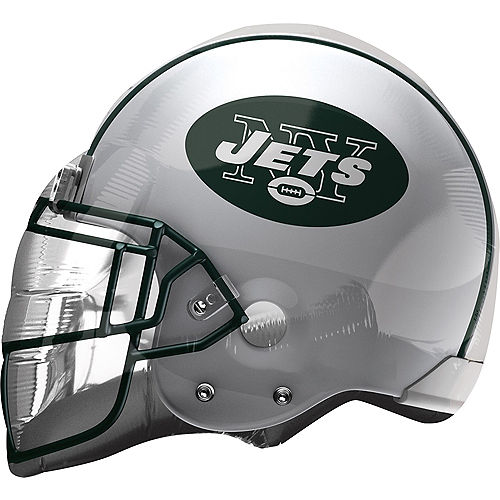 New York Jets Balloon - Helmet Image #1