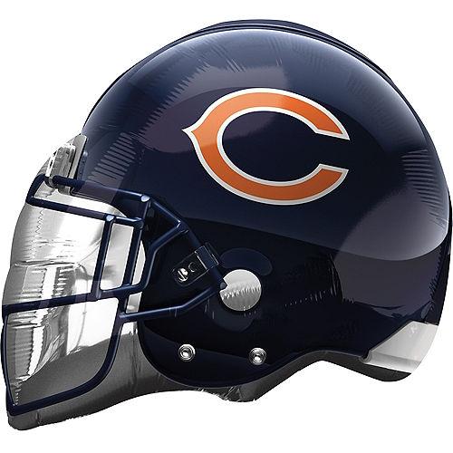 Chicago Bears Balloon - Helmet Image #1