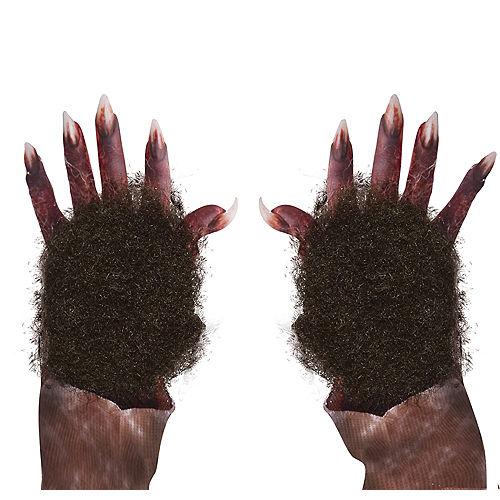 Werewolf Fur Hand Patch Image #1