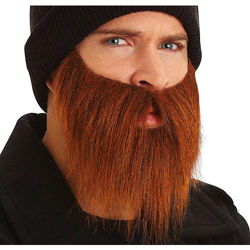 Red Viking Beard Image #1