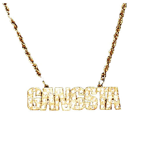 Gangsta Necklace Image #1