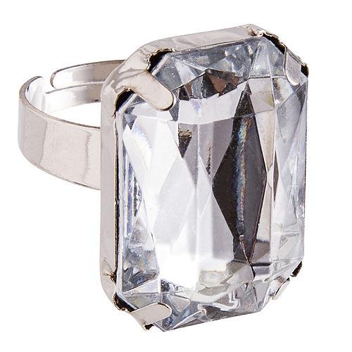Faux Diamond Ring Image #1
