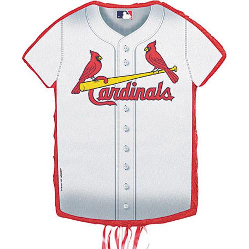 Pull String St. Louis Cardinals Pinata Image #1