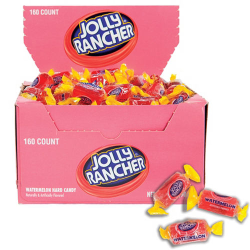 Watermelon Jolly Rancher Twists 160ct Image #1