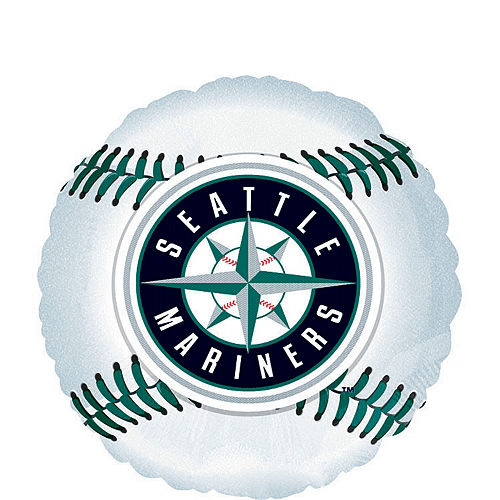 Seattle Mariners Balloon - Baseball Image #1