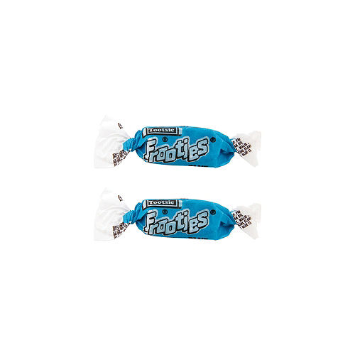 Blue Raspberry Frooties Chewy Candy 360ct Image #2
