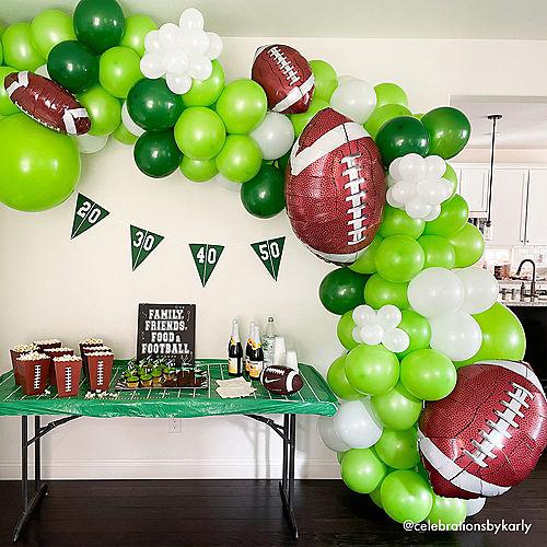 Football Balloon, 18in Image #3