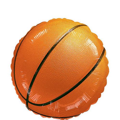 Basketball Balloon, 18in Image #1